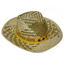 Sombreros de paja básico colores